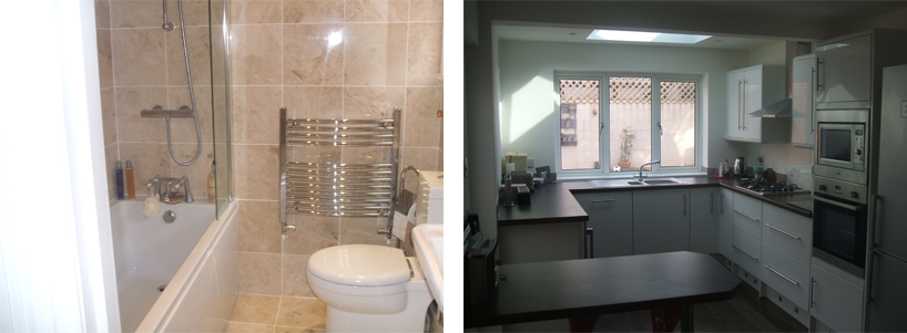 Kitchen & Bathroom Fitters Lewes, Brighton & Hove areas